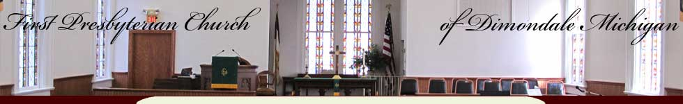 First Presbyterian Church of Dimondale Michigan